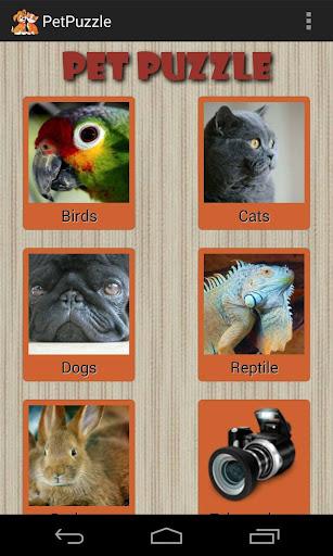 Pet Puzzle Free