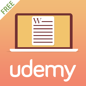 Learn Word 2010 - Udemy Course Icon