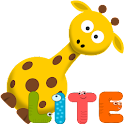 Kids Fun Puzzle Lite logo