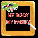 MyBody - MyFamily for UKG Kids