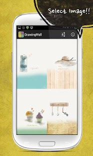 DrawingWall - Best Wallpaper - screenshot thumbnail