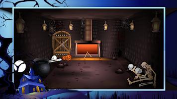 Screenshot of New Halloween Escape