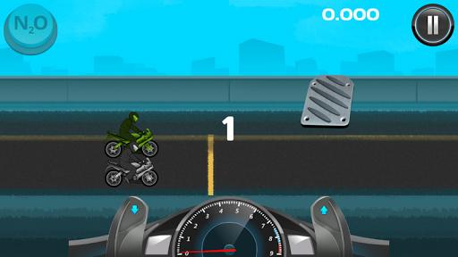 Moto Sprint Race