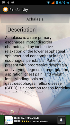 【免費醫療App】Diseases Dictionary-APP點子