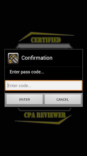 UPang CPA Reviewer