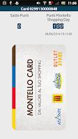 Screenshot of Montello Card