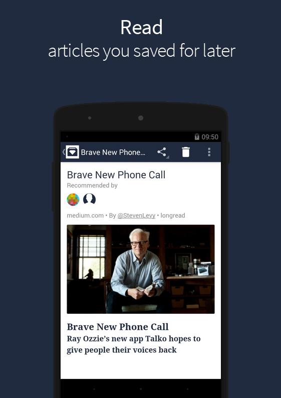 ReadingPack - screenshot