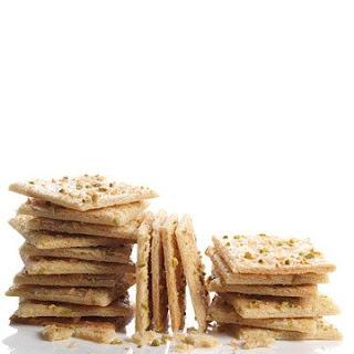 Sweet Cardamom Crackers