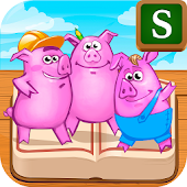Fairy Tale Three Pigs