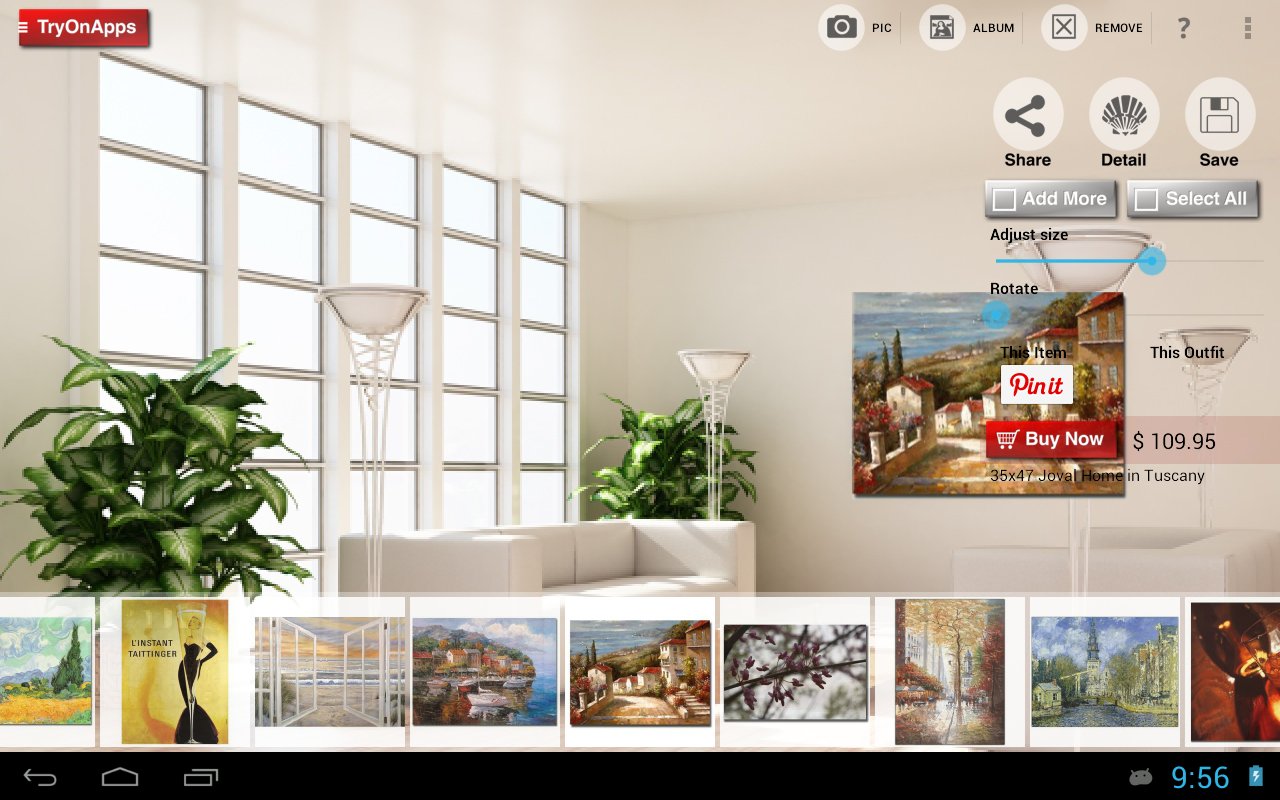 Virtual home decor design tool android apps on google play for Design my own room app