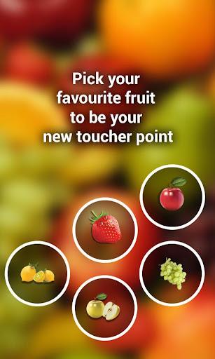 果物触れる人ポイント