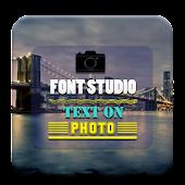 Font Studio - Text Editor