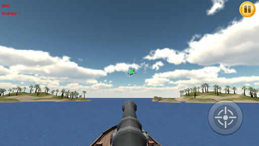 Pirate Ship Shooting 3D