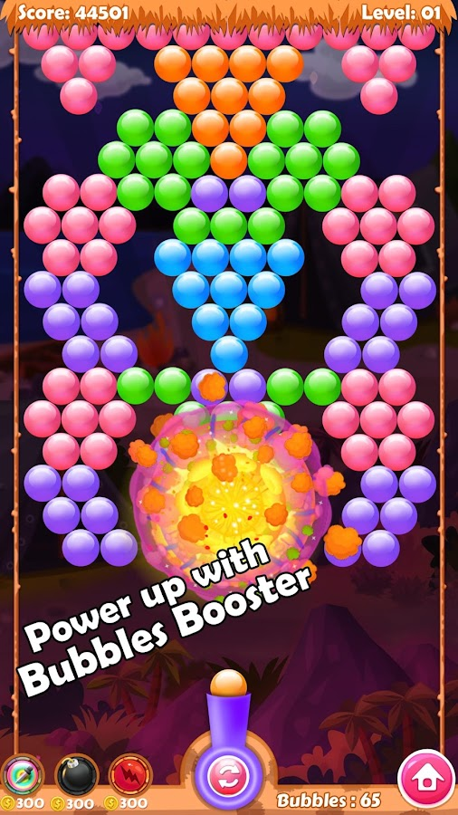 Bubble Shooter Puzzle- screenshot