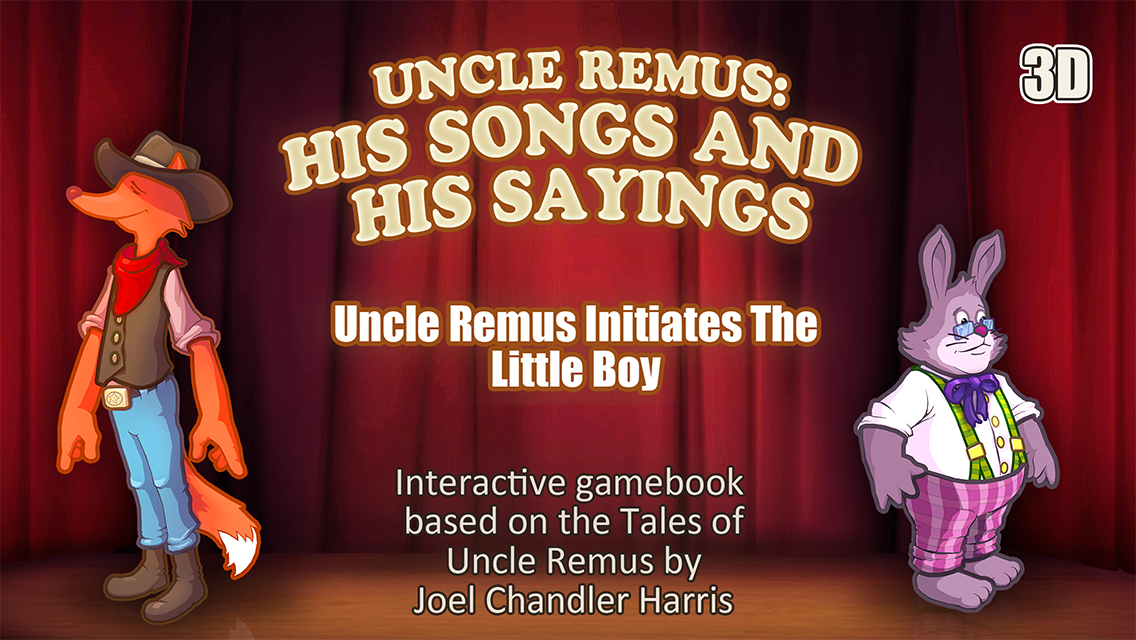 Uncle Remus: Chapter 1- screenshot