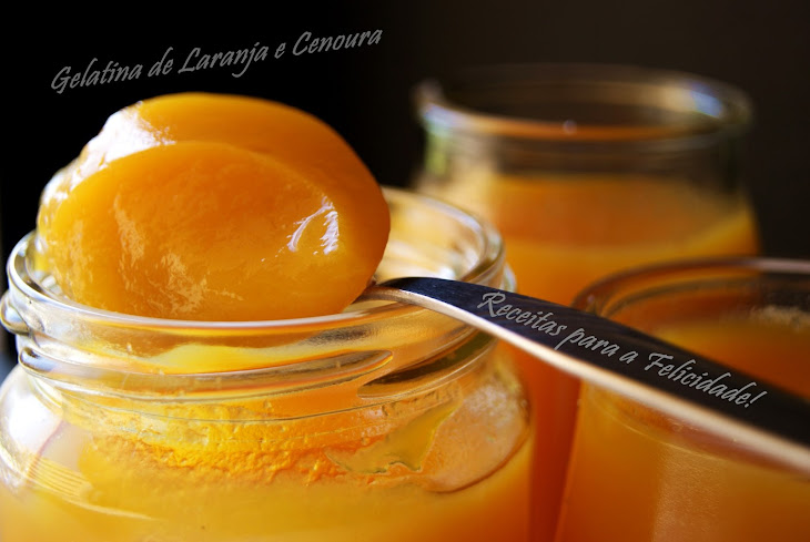 Orange and Carrot Jelly