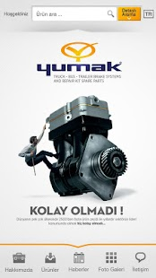 Yumak Otomotiv Interactive - screenshot thumbnail