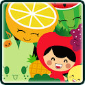 Fruits Memory Game For Kids logo