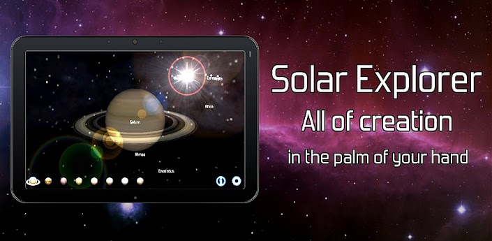 Solar System Explorer - Android Apps on Google Play