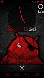 RED Jelly Lite CM10.1 Theme - screenshot thumbnail