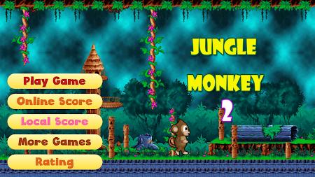 Jungle Monkey 2 2.3 screenshot 638928