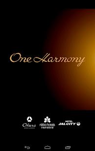 オークラ ニッコー ホテルズ『One Harmony』 - náhled