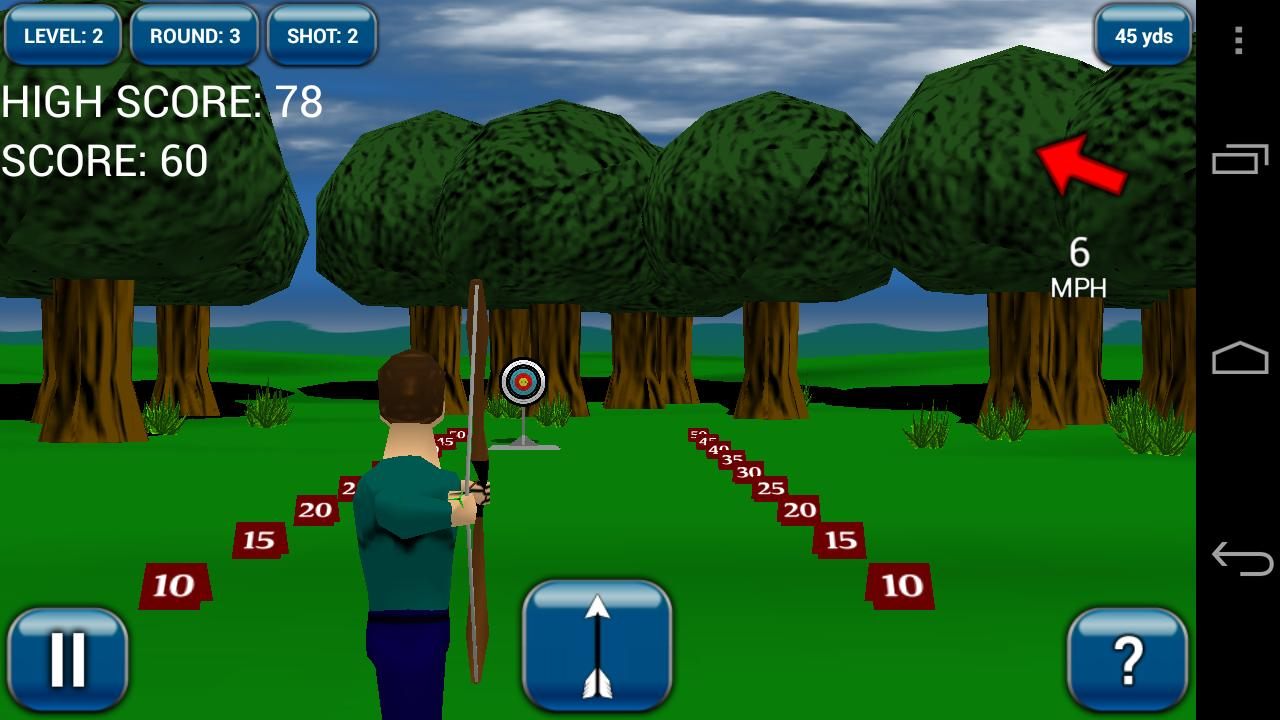 Big Shot Archery - screenshot