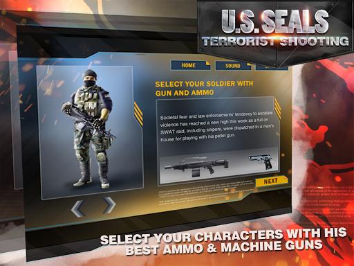 玩免費動作APP|下載U.S. Seals Terrorist Shooting app不用錢|硬是要APP