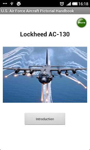 US Air Force Aircraft Handbook