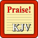 Praise! Notepad KJV (Donate) icon