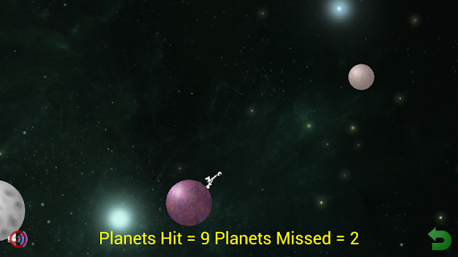 Planet Runner Game