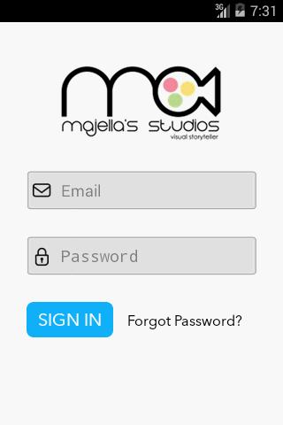 Majella Studio MobileInvoicing