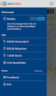 KATWARN – Miniaturansicht des Screenshots