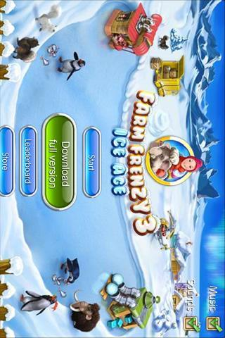 Farmer in Ice Age apk v1.0 - Android