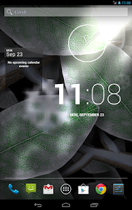 Tap Leaves Live Wallpaper v2.0.1