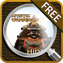 Hidden Object: Mystic Warriors icon