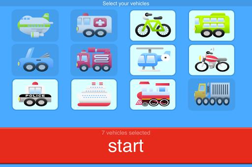 婴儿车拼图 - 招待你的孩子!