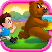 Baby Forest Chase - Honey Bear