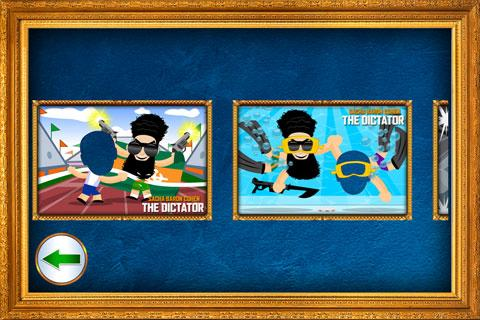 The Dictator: Wadiyan Games- screenshot