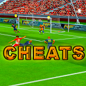 REAL FOOTBALL 2013 CHEATS icon