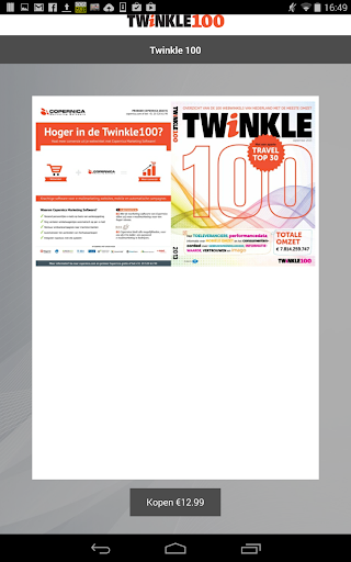 Twinkle100 Magazine