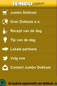 Jumbo Dokkum App screenshot 0
