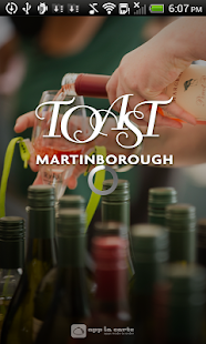 Toast Martinborough
