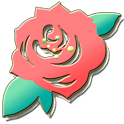 Tweecha Theme:Pink Flower icon