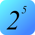 Exponent Calculator icon