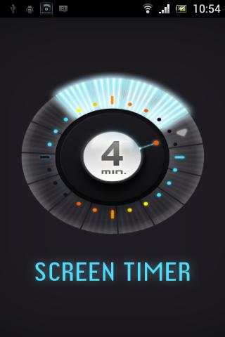 ScreenTimer -limit screen time