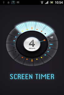 ScreenTimer -limit screen time - screenshot thumbnail