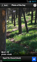 Screenshot of Tripleblaze Lite: Hike + Camp