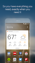 EverythingMe Launcher Screenshot 3