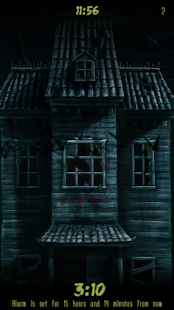 Horror Alarm- screenshot thumbnail
